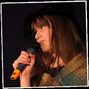 Sprecher und Sänger: Tabea