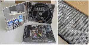 CD-Werbung