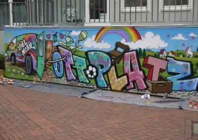 Ottoplatz_Graffiti 2018