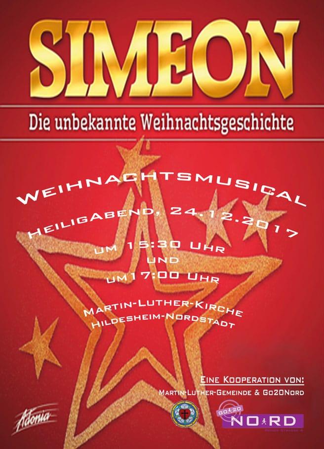 Simeon – die unbekannte Weihnachtsgeschichte | Go20 - Kinder- und ...