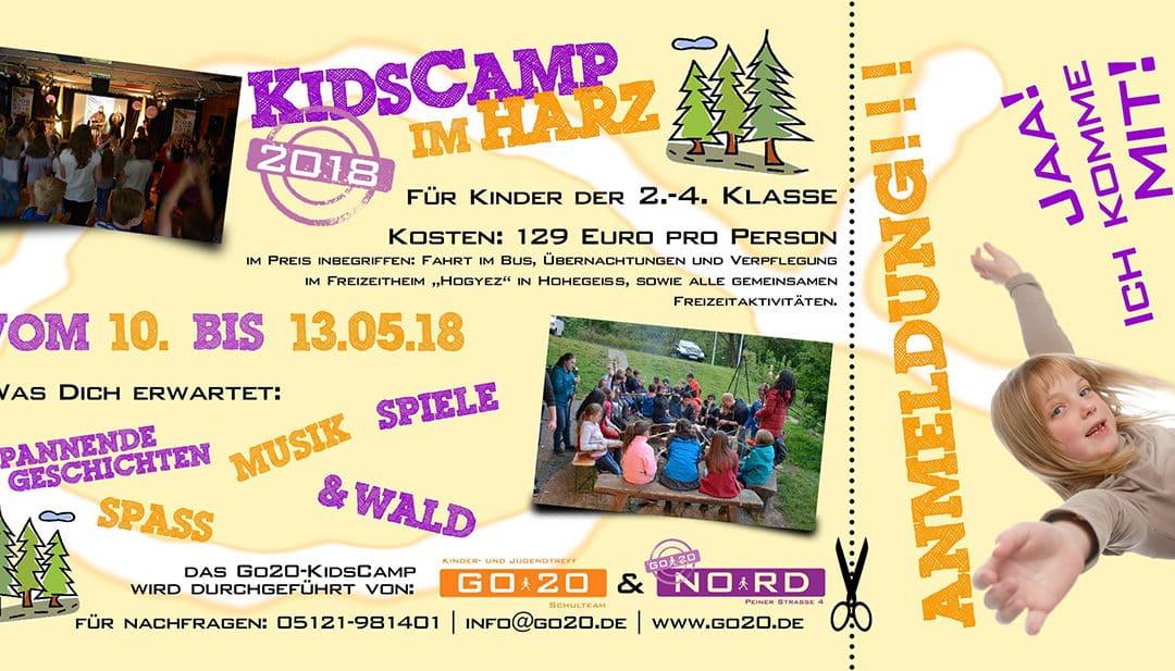 Kidscamp 2018