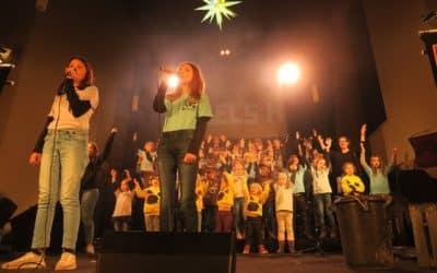 """Nordstädter Weihnachtsmusical 2019 Proben für """"Platz da!?"""" starten im November"""