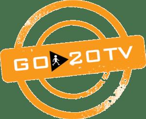 Go20TV Logo